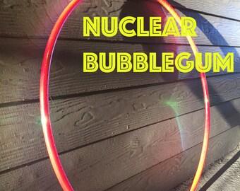 Nuclear Bubblegum Polypro Hoop