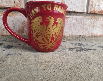 A Day To Remember Coffee Cup