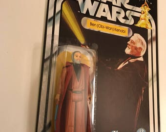 1977 Vintage Kenner Obi Wan Kenobi StarWars