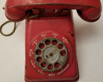 1950s Dial-O-Phone, by the Steel Stamping Co., Lorain Ohio