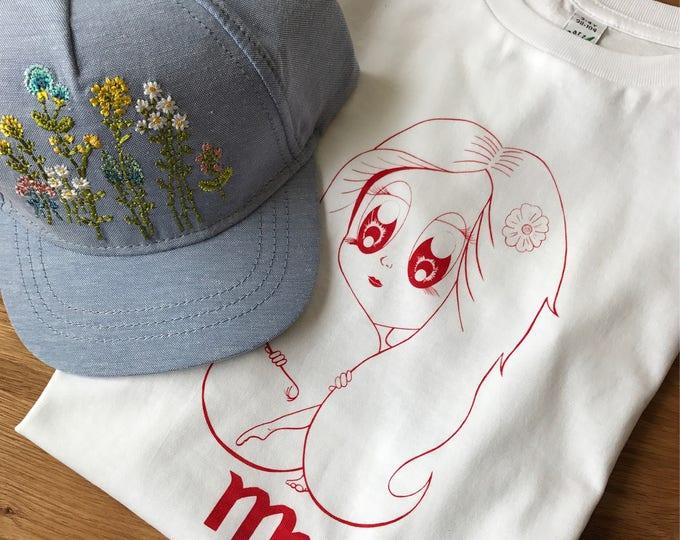 Virgo Zodiac - Organic Toddler T-shirt