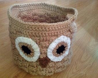 Basket owl