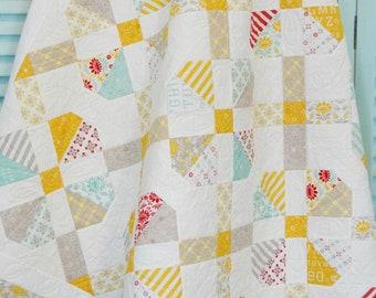 Sweet Baby Jane Handmade Quilt