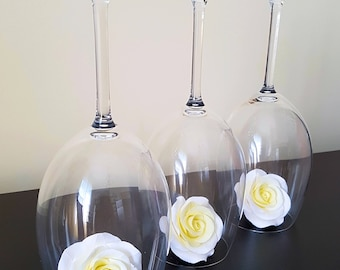 Wedding Centrepieces Wedding Flowers Wedding Decoration Handmade Flowers Table Decor