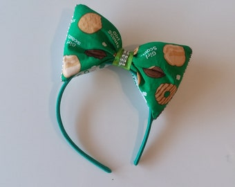 Girl Scout bowband