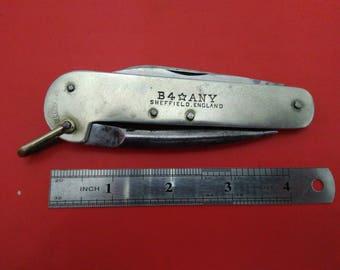 John Watts Sheffield WW1 Canadian Knife