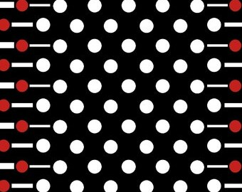 Dotsy by Blank Quilting, 8023 90 Black