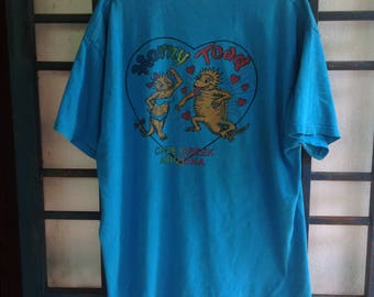 Sale 20USD Free Shipping Vintage Horny Toad Cave Creek Arizona 90s T Shirt