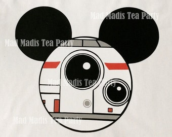 Mickey Mouse BB-8