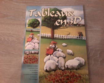 book for making table 3 d