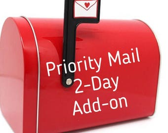 Priority Mail 2-day Add-On