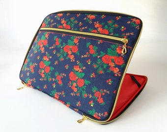 Macbook Case Floral Flower Laptop Case Macbook Pro 13 Case Laptop Sleeve 13 Macbook Air Case Laptop Bag Macbook Pro Case Macbook Pro 15 Case