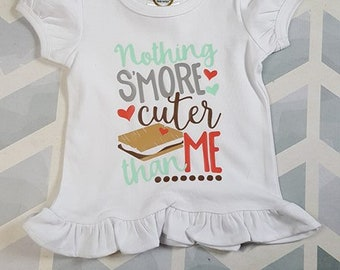 Nothing S'More Cuter than Me Shirt