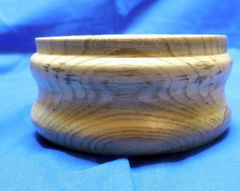 Smaller Spalted Hackberry Hardwood Base for Bird or Fish carvings 2