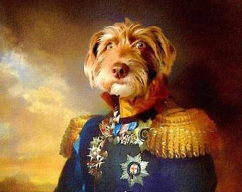 Custom dog portrait, pet portrait, pet drawing, pet portrait custom, custom pet portrait, pet painting, custom portrait, dog portrait