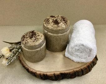 Whipped Coffee Sugar Scrub, Whipped Coffee Scrub, Anti-Cellulite Scrub, Caffeine Sugar Scrub, Coffee Scrub, Sugar Scrub, Whipped Scrub