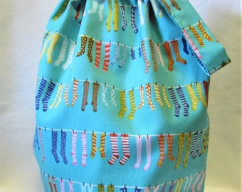 NEW - Small Knitting Project Bag