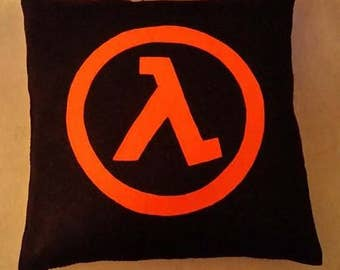 Half-Life Decorative Cushion