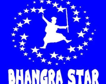 Bhangra Star T Shirt