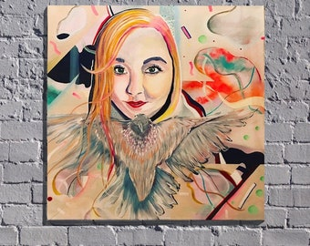 Customized Portrait Painting