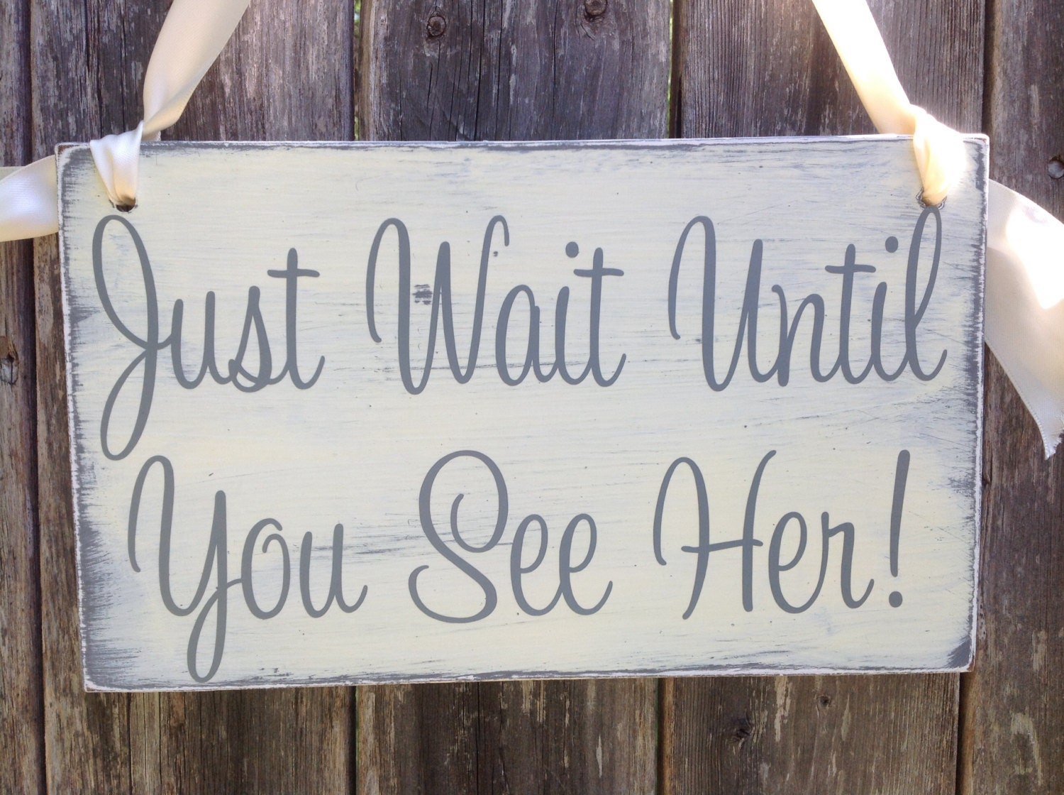 Shabby Chic Signs