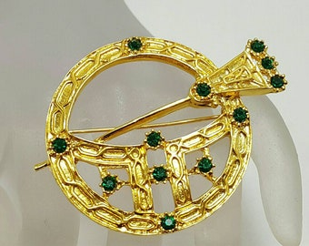 Celtic Style Pin