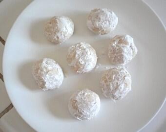 Homemade Russian Tea Cakes