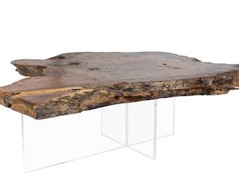 Picassi coffee table Rustica Teak 105-110 cm