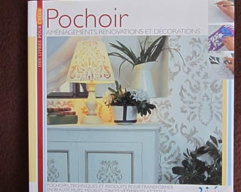 """Book """"Stencil"""" renovations and decorations - the new development"""