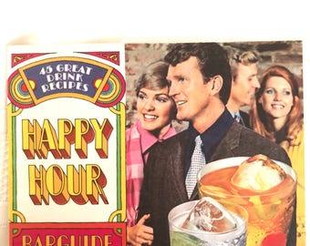 Vintage Happy Hour Bar Guide