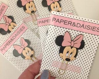 Minnie paperclip