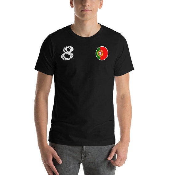 Portugal World Cup Shirt 8 Football Kit For Russia 2018 bd5f600c8