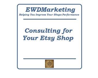 Etsy Seller Help Marketing Help, Etsy Shop Consulting, Etsy Shop Success Sales Marketing,