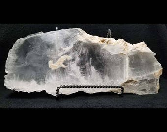 Selenite Slab Crystal - Charging Pad or Tray ITEM # GG-1710-3360