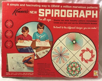 1967 Kenner Products, Spirograph No. 405