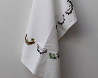 Breast Wreath Cotton Towel | Planned Parenthood