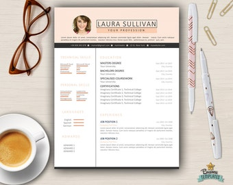 professional portfolio template word