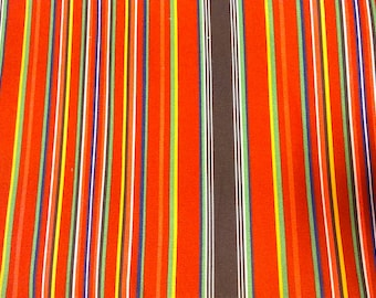 Tablecloth red yellow black green blue pink Lines Striped Modern Scandinavian Design , napkins , runner , curtains napkins , great GIFT