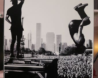 Tyler and Josh backflip poster 11x17 inches