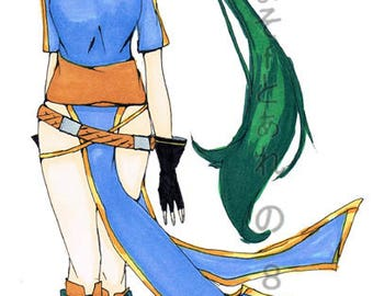 Lyndis, the Lady of the Plains