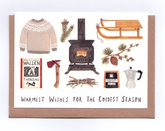 Warmest wishes for the coldest season