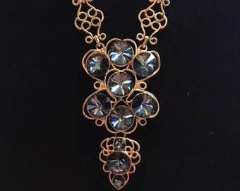 Vintage Filigree Necklace