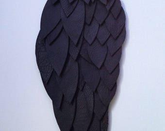 Raven Wing - Wall Hanging