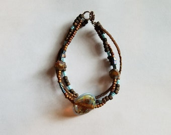 Spotted Earth Bracelet