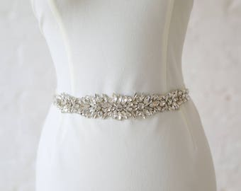 "Jaxie ""Adriana"" Bridal Belt"