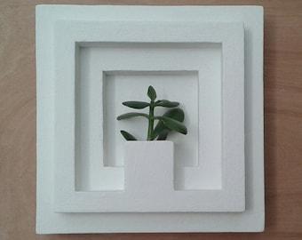 wall planters,Q10,vases,vertical garden indoor,living wall,plant pots,cactus pot, wall vase