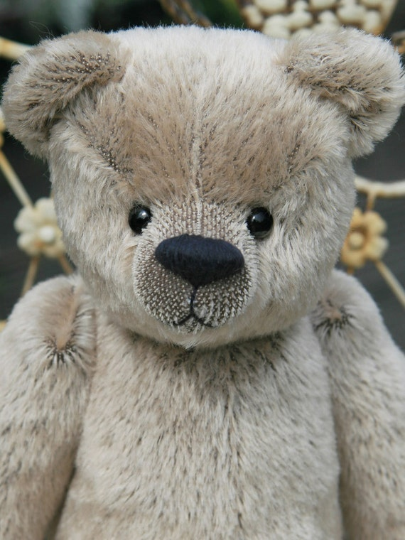 Frederick Jointed Teddy Bear Sewing Pattern Download By