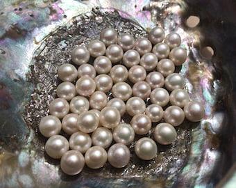 White Fresh Water Pearl