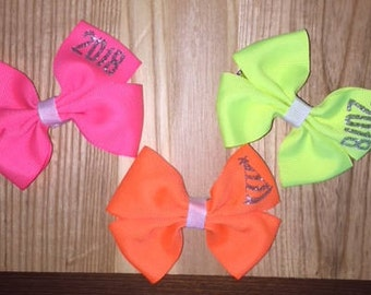 New Years Eve Bows - Individual