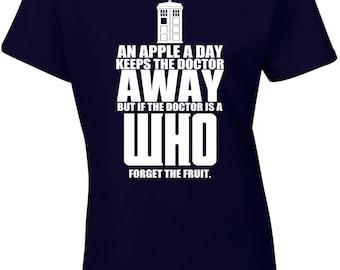 Dr Who. Doctor Who. Dr Who Tshirt. Tardis. Funny Dr Who Shirt. Geeky Shirt